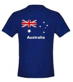Child T-Shirt - Australian Flag
