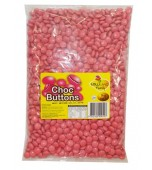 Chocolate Buttons - Pink