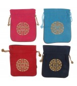 Coin Pouch - Chinese New Year, Assorted