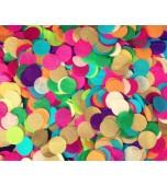 Confetti, Multicoloured Tissue Paper 2 pk