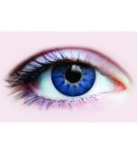 Contact Lenses - Primal, Enchanted Azure Natural