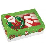 Cookie Boxes - Christmas, Large 2 pk