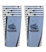 Cups - Cronulla Sharks 6 pk