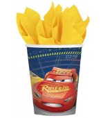 Cups - Disney Cars 3, 8 pk