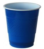 Cups - Disposable, Blue 20 pk