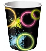 Cups - Glow Party 8 pk