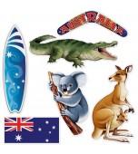 Cutouts - Australian