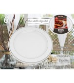 Dessert Plates - Glimmerware 19 cm 6 pk