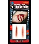 3D FX Transfers - Cutter