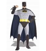 Adult Costume - Batman, Deluxe