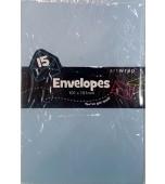 Envelopes, 15 pk - Pale Blue