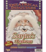 Eyebrows - Santa Claus, Large