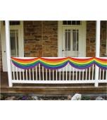 Fabric Bunting - Rainbow