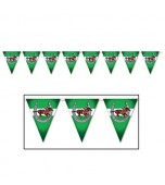 Flag Bunting - Pennant, Horse Racing
