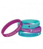 Bracelets - Disney, Frozen 4 pk