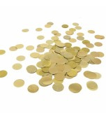 Scatters/Confetti - Paper Circles, Gold