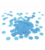 Scatters/Confetti - Paper Circles, Electric Blue