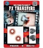 3D FX Transfers - Frank 'n' Bolt