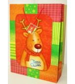 Gift Bag - Bright Christmas, Large