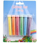 Glitter Powder - Easter 6 pk