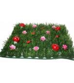 Grass Matt - Fairy Garden, Assorted
