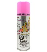 Hair Spray - Coloured, Pastel Pink