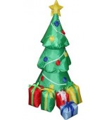 Inflatables - Christmas Tree & Presents