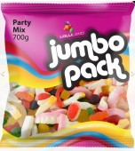 Jumbo Pack - Party Mix Lollies 650 g