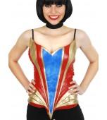 Chest Plate - Super Heroine