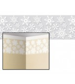 Backdrop Border - Snowflake
