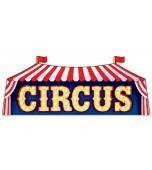 Cutout - Circus Sign