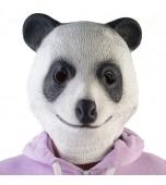 Mask - Latex, Panda