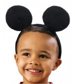 Mouse Ears, Black