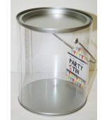 Party Jar - PVC, 15 cm x 12 cm