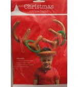 Ring Toss Game - Inflatable Reindeer Antlers