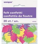 Scatters/Confetti - Felt, Easter