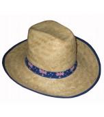 Hat - Aussie Straw Hat