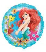 Balloon - Foil, Ariel the Little Mermaid