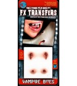 3D FX Transfers - Vampire Bites