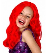 Wig - Child, Little Mermaid