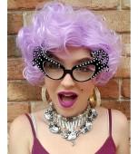 Wig - Dame Edna