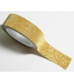 Paper Tape - Glitter, Assorted Colours