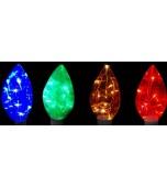 Path Lights - LED Jumbo Bulbs 4 pk