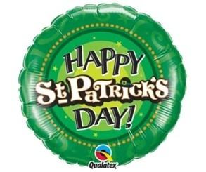 Balloon - Foil, Party Like a Leprechaun St Patrick