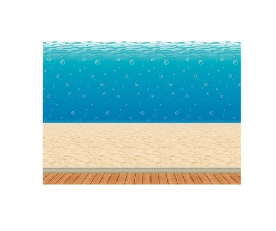 Backdrop Border - Ocean Floor