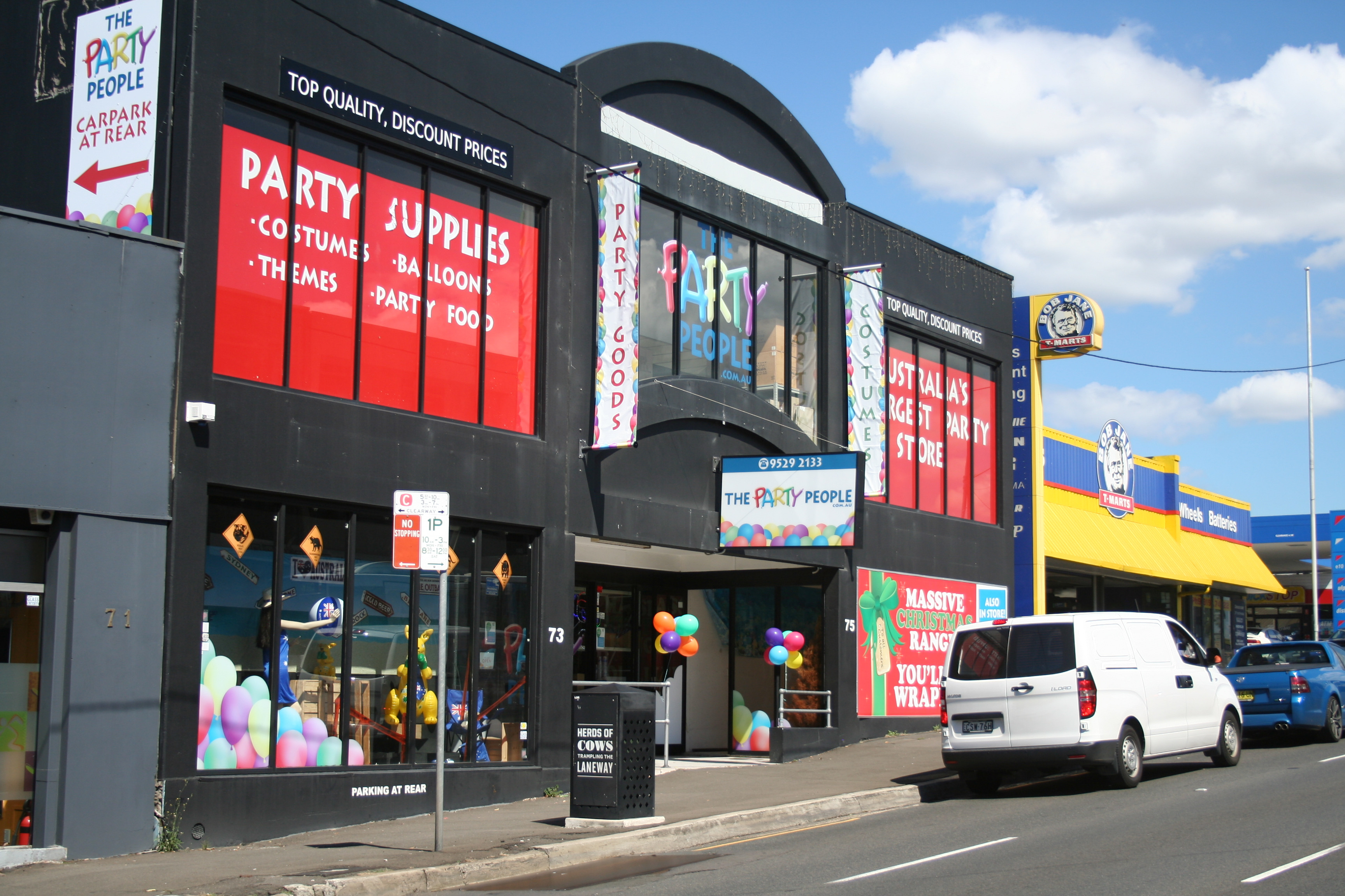 The Party People Shop has the largest range of party supplies in Australia including decorations, themed party supplies, costumes, balloons, novelties, confectionery, catering supplies, baking products, and .